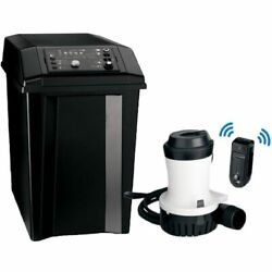 Myers Mbsp-3 - Battery Backup Sump Pump System W/ Wifi - Remote Monitoring 1...