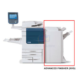 Advanced Finisher For The Xerox C75 Color 550 560 570, Xvg