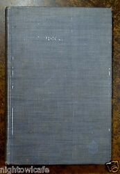 Poems 1902 Mary Olcott Signed First Edition Rare