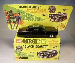 corgi toys 268 the green hornet black