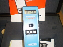Ametek Accuforce Cadet Force Gauge 0-250 N Just Gage No Accessories Come With