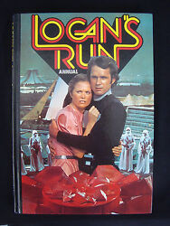 Loganand039s Run Annual Book 1978 Signed By William F Nolan George Clayton Johnson