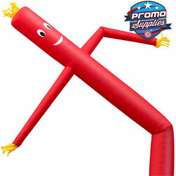 20 Ft Inflatable Wacky Waving Flailing Arms Tube Man - Red Dancing Air Puppet