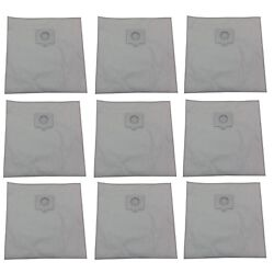 9 Type Q Bags For Kenmore Vacuum 5055, 50558, 50557 Hepa Cloth Canister 433934