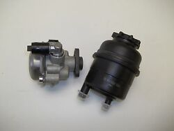 New Power Steering Pump For Bmw E46 323i 325i 328ci 330i Lf20 With Reservoir