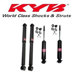 Set of 4 (2 Front & 2 Rear) Dodge RAM 1500 Shock Absorbers 344398 / 344385