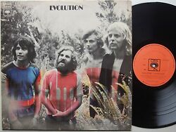 Tamam Shud Evolution Rare Lp Prog/psych Surf Australia 69 Vg+ Soundtrack Surfing
