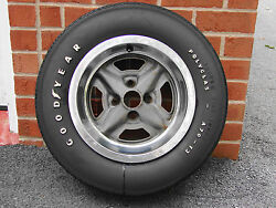 71 72 73 74 75 Chevrolet Vega Gt Rally Wheel And A70-13 Goodyear Polyglas Tire