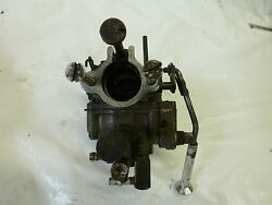 1956 Sears Elgin 5.5hp 571-59501 Tillotson Carb Md-93a Motor Boat Outboard