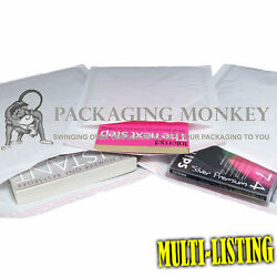 White Bubble Padded Envelopes Postal Mailers Bags All Sizes / Qty's