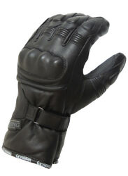 Gerbing XRS-12 Short Cuff Waterproof Heated 12V Motorcycle Leather Gloves