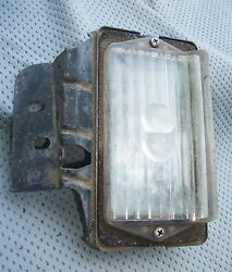- Used 1965 Ford Parking Light Assembly Rh Side, Useable Part For Spare