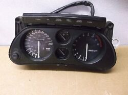 Speedometer And Tachometer Assembly For The 1993-1995 Honda Cbr1000 Hurricane
