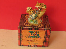 Moose Creek Crossing By Enesco Find A Balance In Your Life 144746 David Olsen