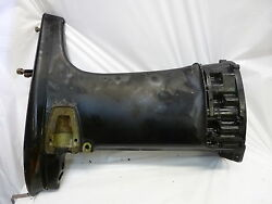 1968 Mercury 1000ss 100hp 6-cyl Driveshaft Housing 1551-3428a4 Outboard Motor