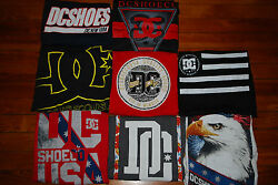 NEW Men's DC Shoe Company Assorted Graphic T-Shirt (Mediums only) Many designs!