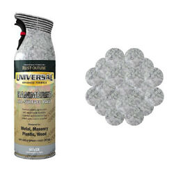 X48 Rust-oleum Universal All-surface Spray Paint 400ml Any Angle Silver Hammer
