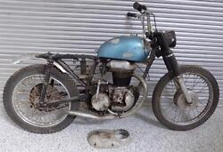 1961 Matchless G2 250cc Parts Bike To Fix Or Dismantle