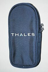 Oem Magellan Thales Mobilemapper Ce Gps Zippered Carry Case With Belt Loop - New