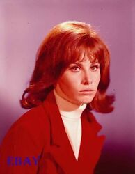 Stephanie Powers Girl From Uncle Vintage 4 X 5 Transparency