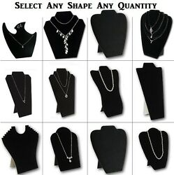 Jewelry Easel Stand Jewelry Necklace Display Black Easels Cheap Necklace Stand