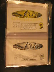 1964 Topps Nutty Awards Proof Card Set 20