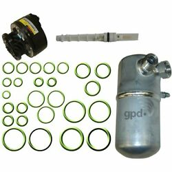 GPD Kit AC AC Compressor New Chevy With clutch Chevrolet C1500 Truck 9712920