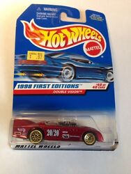 Hot Wheels 19643 1998 First Editions Double Vision 40 Of 40