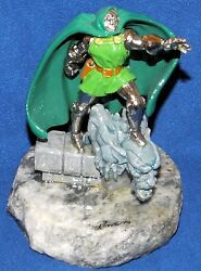 Marvel Universal Studios Dr. Doom Ron Lee Statue New 1 Of 950 Ever Made