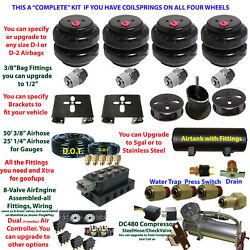 B Fbs-dod-31-3 Dodge Plug And Play Fbss Complete Air Suspension S