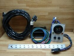 Stern Drive Trim Control System W/ Switch Panel, Cntrl Circuit, Wire Hrns, Cable