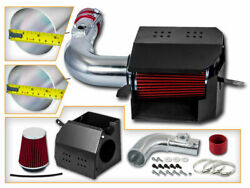 Heat Shield Air Intake Kit Red For 13-16 Scion Frs /13-20 Brz /17-20 86 2.0