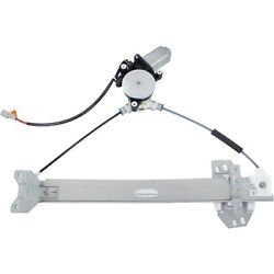 Power Window Regulator For 2001-2002 Acura Cl Front Passenger Side With Motor