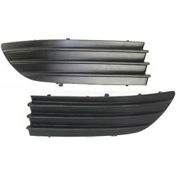 Fog Light Cover Set For 2004-2005 Toyota Sienna Front Left And Right Primed 2pc