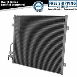 Ac Condenser A/c Air Conditioning For Jeep Liberty Truck Suv New