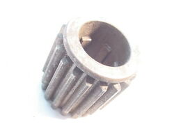 New Nos Triumph Pre Unit Or Unit Wide Ratio Main Shaft 2nd Gear 18 Tooth