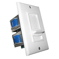 New Pyle Pvc2 Wall Mount Impedance Matching Vertical Sliding Volume Control
