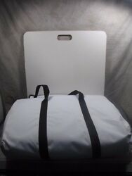 Deslauriers Econ-o-cure Field Curing Cure Bag W/ Floor Board New