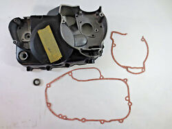 Nos Kawasaki F6 Clutch Cover W/oil Seal And Gaskets