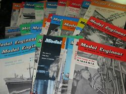 Vintage Model Engineer Magazine 1961 Choose From Selection Volume 124 And 125