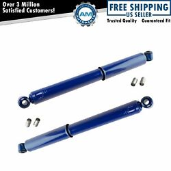 Monro-matic Plus Shock Absorber Pair Lh Rh Sides For Chevy Gmc Buick Ford Dodge