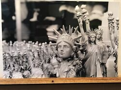New York Statue Of Liberty Souvenirs Photograph Print Photo Black And White Nyc