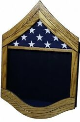 Air Force Senior Master Sergeant Smsgt Military Shadow Box Medal Display Case