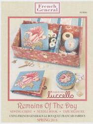 Remains Of The Day Fabric Quilt Pattern Pack By French General For Moda Fg Rd01