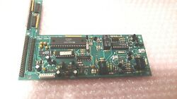 ANN ARBOR KEYBOARD CONTROLLER CIRCUIT BOARD  PULLED  FROM INX 6000