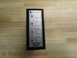 Texas Instruments 6mt14-40dl Output Module Pack Of 3