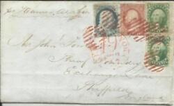 Us Sc222635x2 New19york Sep/17/1861 Red Barred Killers