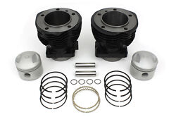 Harley Shovel Head 80 Cylinders And Pistons Kits Fits 1979-1984