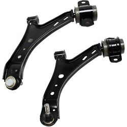 Lower Control Arm Set With Ball Joints For Ford Mustang Thru Prod Date 8/02/09