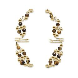 Ear Wraps Cuffs Climbers Crawlers Gold Or Silver With Gemstones Or Beads 100